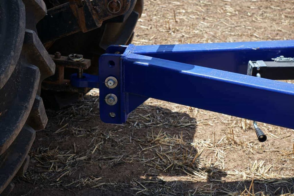 Adjustable Drawbar
