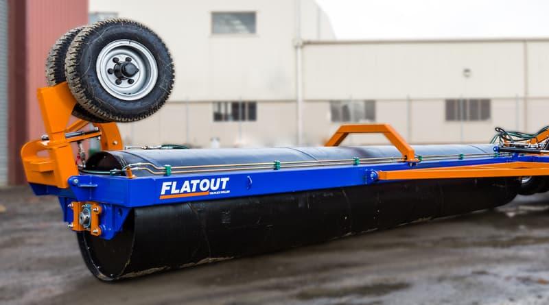 Flatout Tri-Plex Land Roller