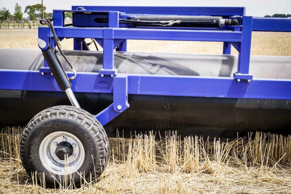 Hydraulic Transport Wheels