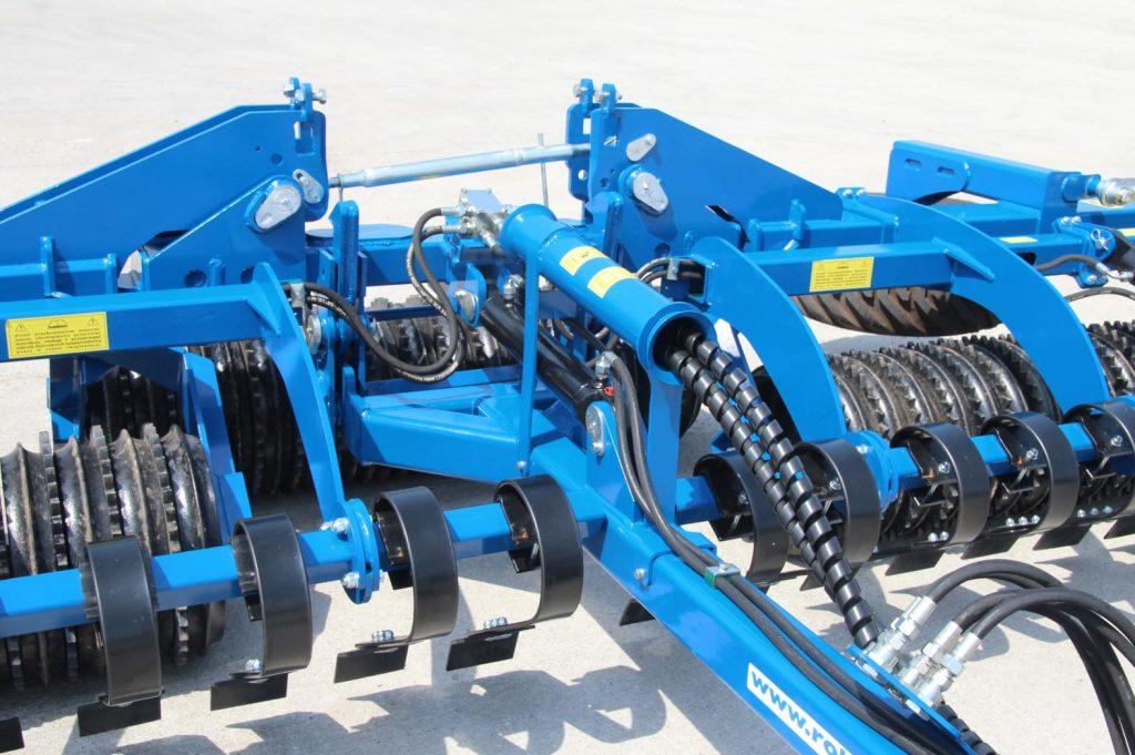 Hydraulic Adjustment