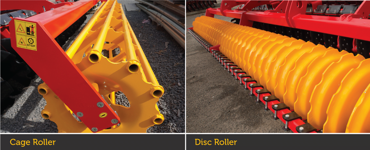 Aragon 6. 0m folding trailing disctiller - the aragon mx k48-600 is a trailing 32 disc tiller featuring adjustable edge discs for eliminating ridges and lateral gang adjustment to maximise soil cut and disc efficiency. Working width:<strong> 6. 0 m</strong> power requirement:<strong> 190 - 250 hp</strong> number of discs:<strong> 48</strong>