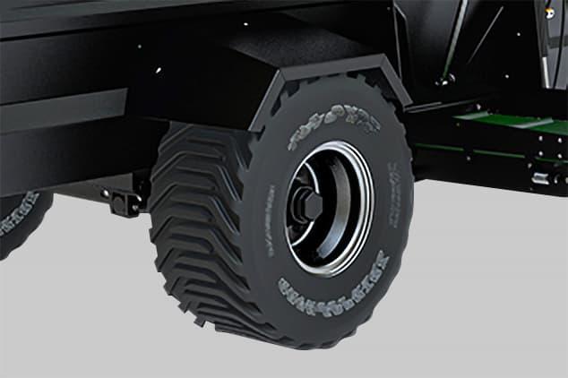 Wide Tread Tyres