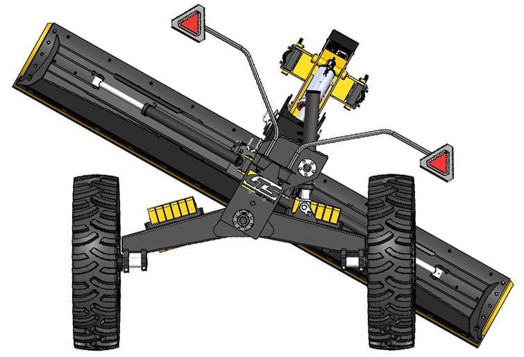 Blade Tilt System