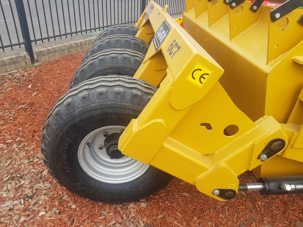 Heavy Duty Tyres
